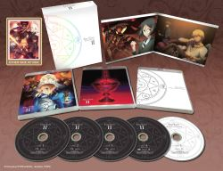 Fate/Zero LIMITED EDITION Blu-ray Box Set II - Assets